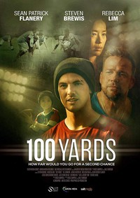 100 Yards main cover