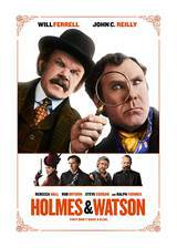 Holmes & Watson movie cover