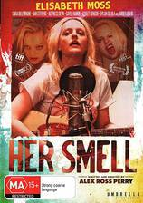 Her Smell movie cover