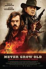 Never Grow Old movie cover
