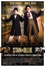 Stan & Ollie movie cover