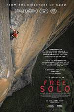 Free Solo movie cover