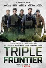 Triple Frontier movie cover