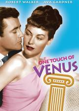 one_touch_of_venus movie cover