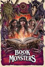 Book of Monsters movie cover