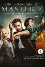 Master Z: Ip Man Legacy movie cover