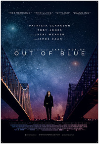 Out of Blue main cover
