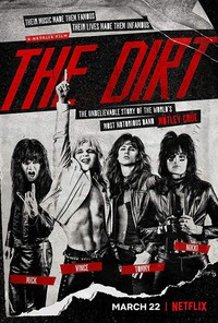 The Dirt main cover