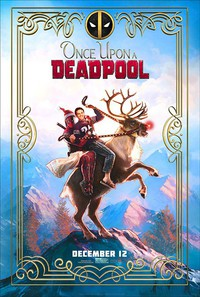 Once Upon A Deadpool (Deadpool 2: Lite Version) main cover