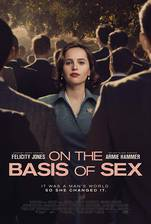 On the Basis of Sex movie cover