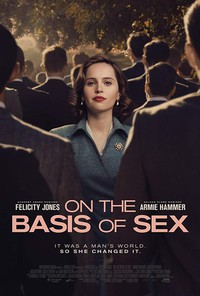 On the Basis of Sex main cover