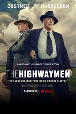 The Highwaymen movie cover