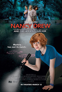 Nancy Drew and the Hidden Staircase main cover