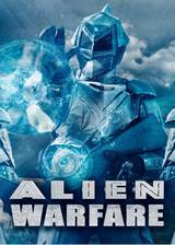Alien Warfare movie cover