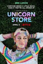 Unicorn Store movie cover