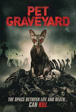 Pet Graveyard movie cover