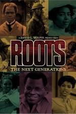Roots: The Next Generations movie cover