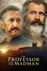 The Professor and the Madman main cover