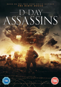 D-Day Assassins main cover