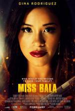 Miss Bala movie cover