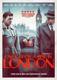 Once Upon a Time in London main cover