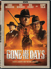Gone Are the Days movie cover