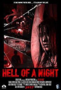 Hell of a Night main cover