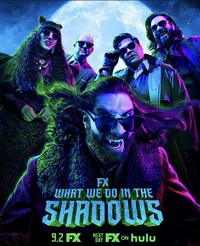 What We Do in the Shadows movie cover