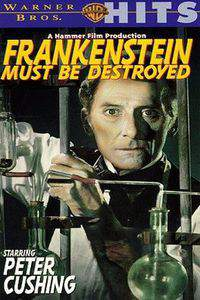 Frankenstein Must Be Destroyed main cover