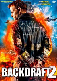 Backdraft II main cover