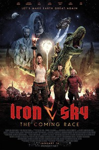 Iron Sky 2: The Coming Race main cover