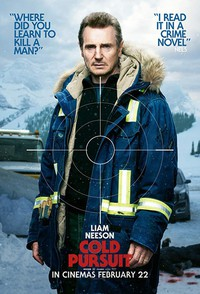 Cold Pursuit (In Order of Disappearance: Hard Powder) main cover