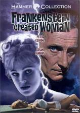 frankenstein_created_woman movie cover