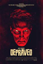Depraved movie cover