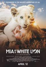 Mia and the White Lion movie cover
