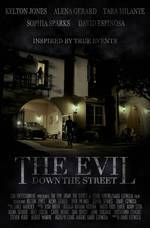 The Evil Down the Street movie cover