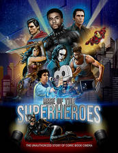 Rise of the Superheroes movie cover