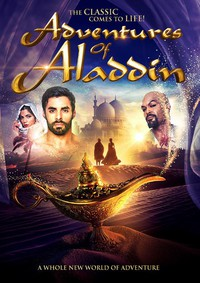 Adventures of Aladdin main cover
