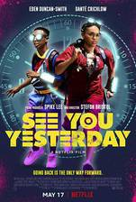 See You Yesterday movie cover