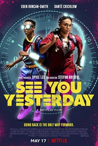 See You Yesterday main cover