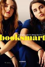 Booksmart movie cover