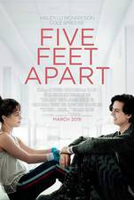 Five Feet Apart movie cover