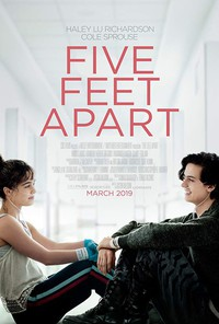 Five Feet Apart main cover
