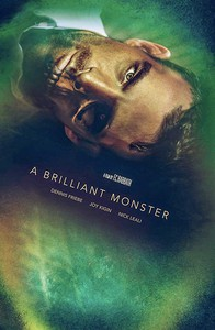 A Brilliant Monster main cover