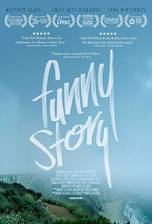 Funny Story movie cover