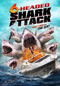 6-Headed Shark Attack main cover