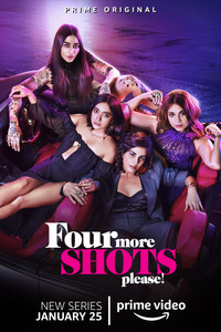Four More Shots Please movie cover