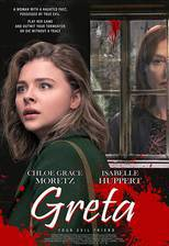 Greta movie cover
