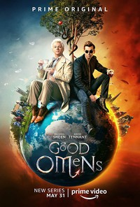 Good Omens movie cover