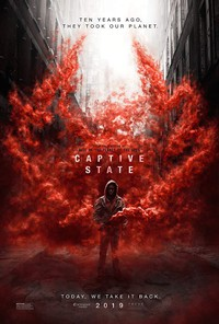 Captive State main cover